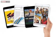 Apple adds Retina Display to iPad Mini; 16GB WiFi at $399