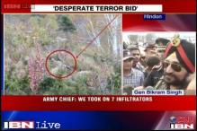 No intrusion in Keran, it's infiltration, says Army Chief