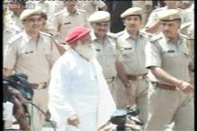 Asaram brought to Ahmedabad, questioned by Gujarat ATS