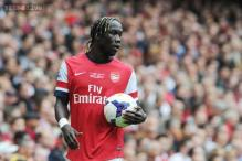 Arsenal's Bacary Sagna out for three weeks with hamstring injury