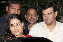 Siddharth Roy Kapur is a good actor, says Vidya Balan