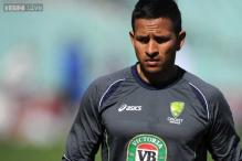 Usman Khawaja in row over beer logo on uniform