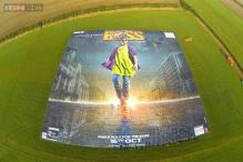 'Boss' enters Guinness Book World Records for largest poster