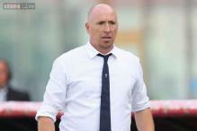 Catania sack coach Rolando Maran