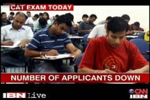 Slowdown makes students jittery, CAT applications at a 5-year low