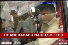 TDP chief Chandrababu Naidu evicted, forced to end fast, gets a face saver