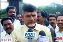 After Jagan, Chandrababu Naidu begins fast against AP bifurcation