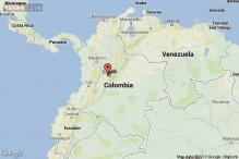 Small plane crashes in Colombia, four dead