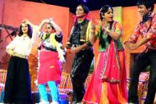 Kangana Ranaut promotes 'Rajjo' on the new sets of 'Comedy Nights with Kapil'