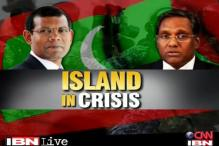 Constitutional void in Maldives not a good idea: India