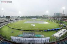 2nd Test: Rain forces early stumps on Day 1, Bangladesh 228/5