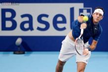 Del Potro beats Mathieu in Swiss Indoors semis