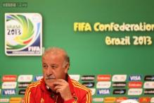 Del Bosque wants a more aggressive Spain