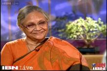 Sheila hits out at Oppn for attacking Rahul Gandhi