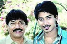 Prajwal, Devraj launch their home production