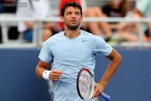 Dimitrov beats Ferrer to win Stockholm Open