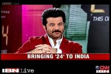 Anil Kapoor talks about his TV debut '24'