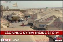 Syria crisis: A generation in peril