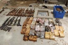 CRPF recovers 3 kg explosives in West Bengal