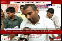 Patna blasts: Eyewitnesses accounts expose security lapses
