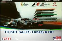 Indian Grand Prix 2013: Meagre ticket sales worry organisers