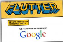 Google acquires gesture recognition technology startup Flutter