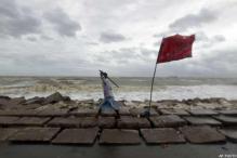 Cyclone Phailin: Fishermen still stranded on trawler off Paradip