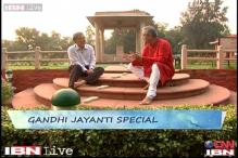 Mahatma Gandhi was a mediocre student, says Ramachandra Guha