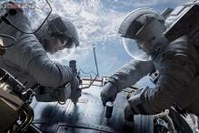 Bullock, Clooney were not the first choice for 'Gravity'