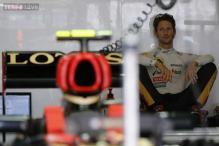 Lotus will come stronger at Indian Grand Prix: Romain Grosjean