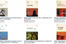 Harper-Collins India launches e-books with 21 e-singles to mark 21 years