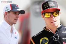 Nico Hulkenberg frontrunner to replace Kimi Raikkonen at Lotus