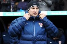 Croatia coach Igor Stimac fired
