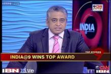 ITA Awards: CNN-IBN best English news channel, Sagarika best anchor
