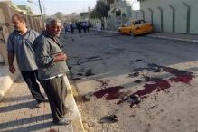 Iraq mosque bombing kills 12 Sunnis