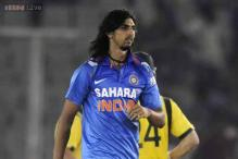 Ishant Sharma works overtime with bowling coach at optional practice