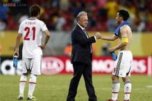Japan football coach's job is safe for now