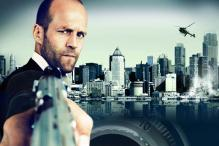 Action is fun, says Jason Statham