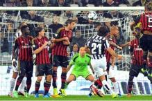 Juventus recover to beat AC Milan 3-2 in Serie A