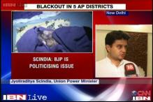 We are monitoring power situation in Andhra Pradesh: Jyotiraditya Scindia