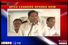 Why is Karnataka Congress Chief embarrassing his own party government?