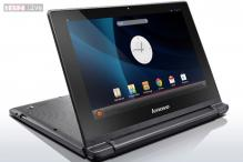 Lenovo launches A10, its first Android-based convertible laptop