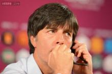 Germany coach Joachim Loew maintains his course