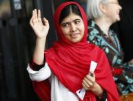 Malala Yousafzai wins the European Union's annual human rights award