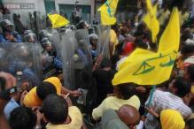 Maldives: New presidential poll stopped by police, say officials