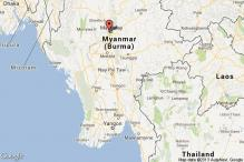 Myanmar Muslims hide in forests amid deadly sectarian clashes