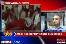 News 360: India summons Pak deputy envoy over fisherman killing on October 11