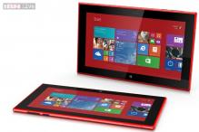 Lumia 2520: Nokia launches its first-ever tablet