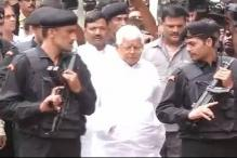 NSG blackcat commandos providing security cover to Lalu may be withdrawn
