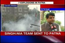 NSG, NIA to probe Patna blasts, informs RPN Singh